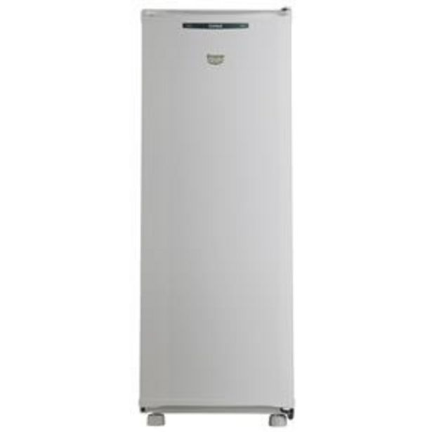 Oferta de Freezer Vertical Consul CVU18GB 1 Porta - 121L por R$1819