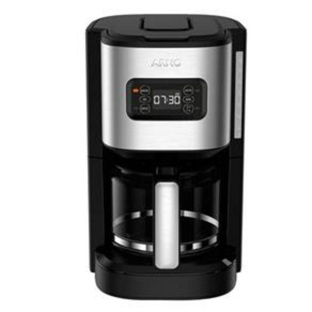 Oferta de Cafeteira Elétrica Arno Element CFEL com Timer ... por R$249,99