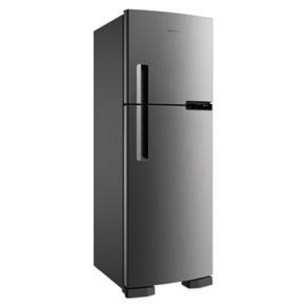 Oferta de Refrigerador Brastemp BRM44HK Frost Free com Ga... por R$2579