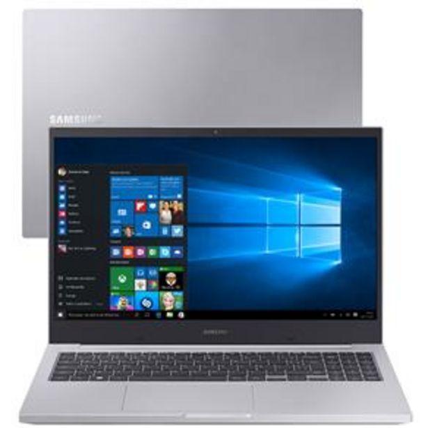 Oferta de Notebook Samsung Book X50 Intel Core i7-10510U ... por R$4899