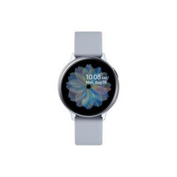 Oferta de Smartwatch Samsung Galaxy Watch Active2 BT 44MM... por R$1110