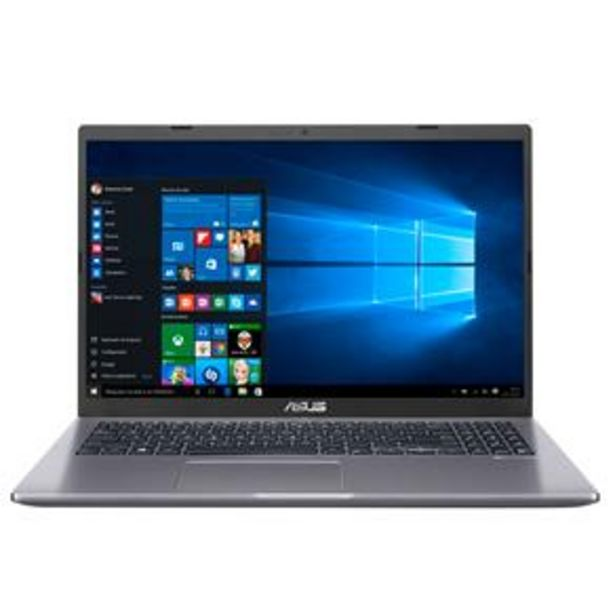 "Oferta de Notebook Asus RYZEN 5 3500U 8GB 1TB Tela 15,6"" ... por R$3399"