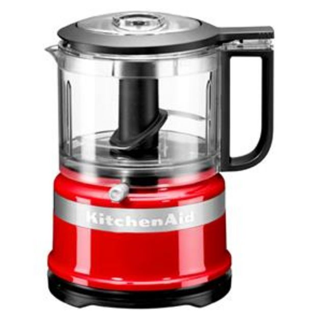 Oferta de Mini Processador de Alimentos KitchenAid Empire... por R$549