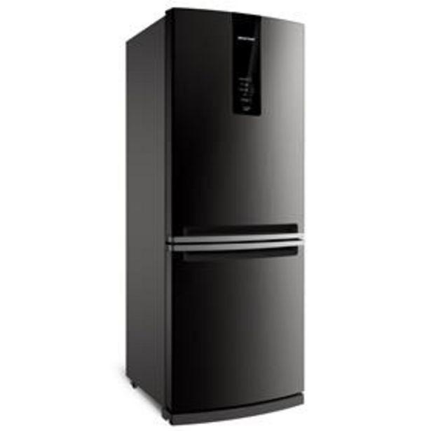 Oferta de Refrigerador Brastemp Inverse BRE57AK Frost Fre... por R$3899