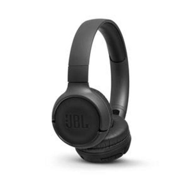 Oferta de Headphone JBL Tune 500BT, Bluetooth - Preto por R$235,97