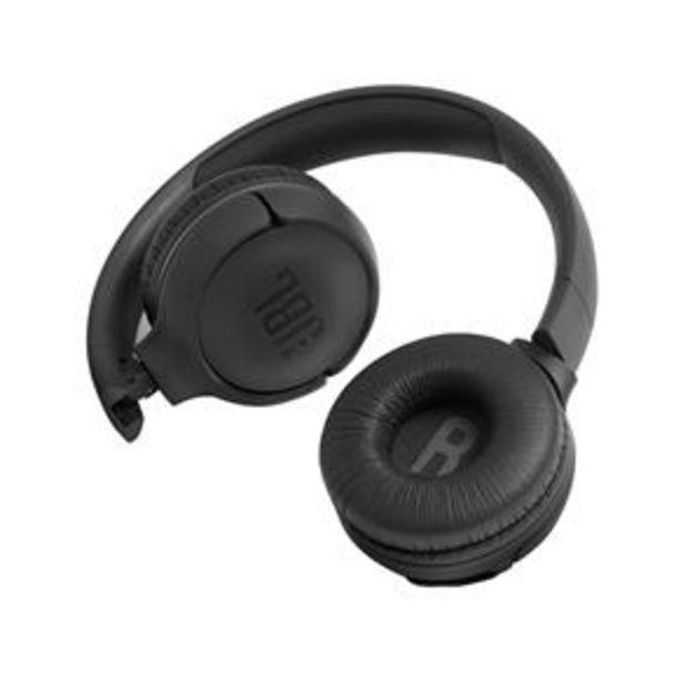 Oferta de Headphone Bluetooth T500BT JBL - Preto por R$219