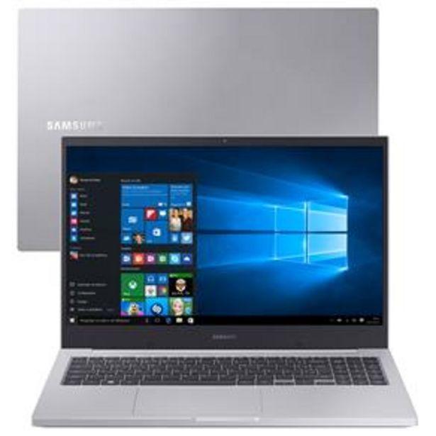 Oferta de Notebook Samsung Book X30 Intel Core i5-10210U ... por R$3549