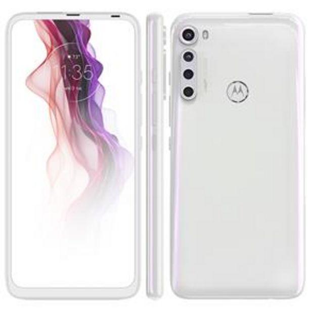 Oferta de Smartphone Motorola One Fusion+ Branco Prisma 1... por R$1799