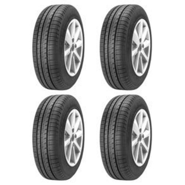 Oferta de Pneu Aro 15 Pirelli Formula Evo 195/55 R15 85H ... por R$1279,6