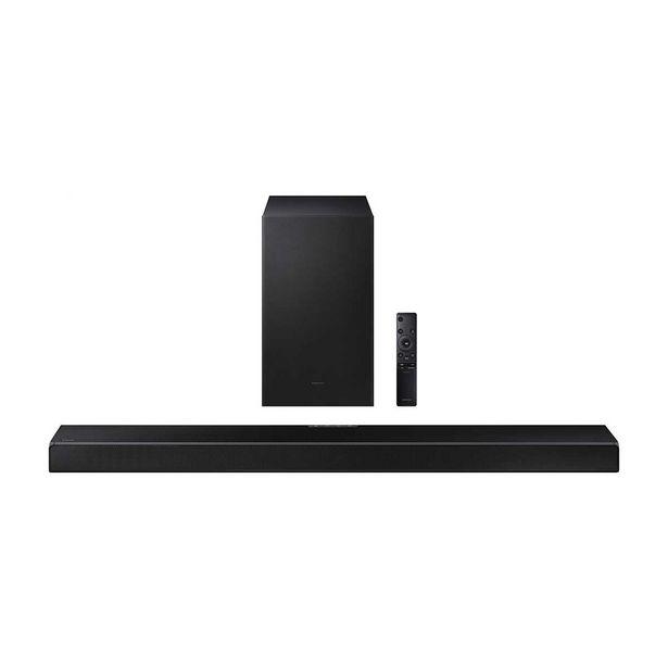 Oferta de Soundbar Samsung HW-Q600A Com 3.1.2 Canais, Bluetooth, Subwoofer Sem Fio, Dolby Atmos E Acoustic Beam por R$2199
