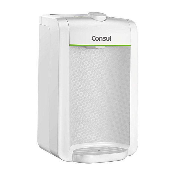 Oferta de Purificador de Água Consul CPC31AB Água Natural Branco por R$314