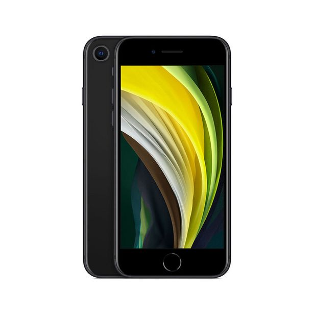 Oferta de IPhone SE 256GB - Preto por R$4499