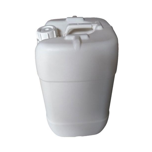 Oferta de Bombona para água de reuso de 20 Litros com Tampa Fixa Branca - Kit com 3 Unidades por R$126