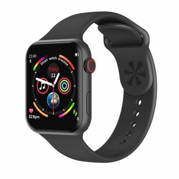 Oferta de Relógio Smartwatch W34 Facebook Ligações Telefonicas por R$178