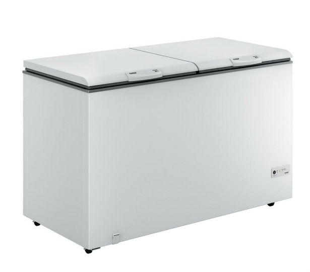 Oferta de Freezer Horizontal Consul 2 portas 534L 110V CHB53EBANA por R$2849