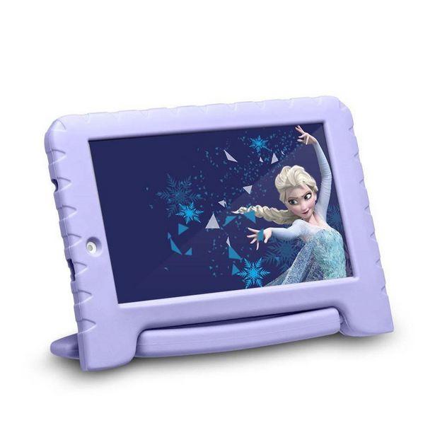 Oferta de Tablet Multilaser Disney Frozen Plus 7'' 16GB NB315 - Lilás por R$484,9