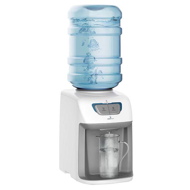 Oferta de Bebedouro de Garrafão Electrolux BE11B Água Gelada, Natural e Fria 20 Litros Branco Bivolt por R$495