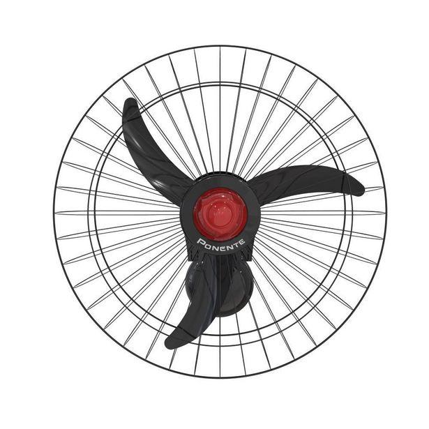 Oferta de Ventilador De Parede Oscilante 60cm Ponente 200w Controle Remoto por R$278,9