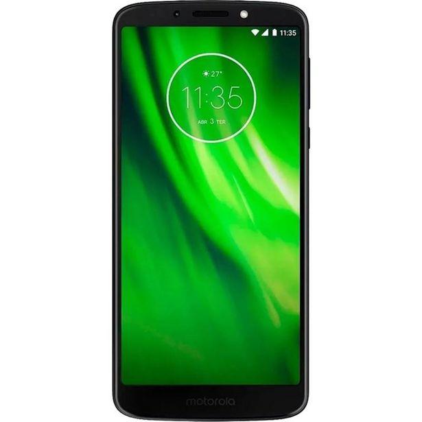 Oferta de Usado: Motorola Moto G6 Play 32GB Indigo Muito Bom por R$719