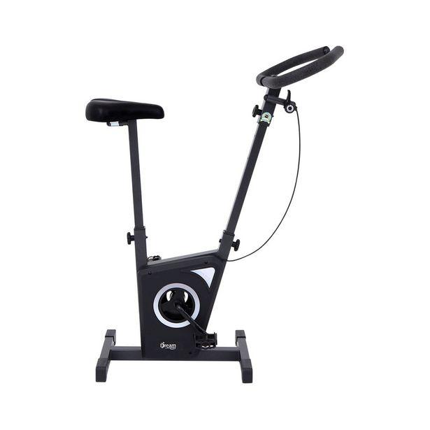 Oferta de Bicicleta Ergometrica Vertical Magnetica Dream Fitness EX450 Chumbo Bivolt por R$329,9