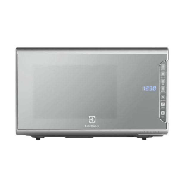 Oferta de Micro-ondas Electrolux MI41S 31 Litros Cinza 110V por R$719