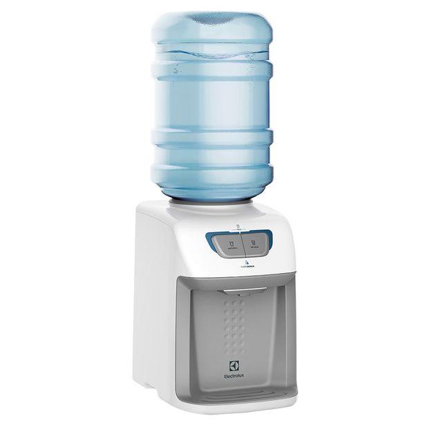 Oferta de Bebedouro de Garrafão Electrolux BC21B Água Gelada, Natural e Fria 20 Litros Branco 220V por R$629