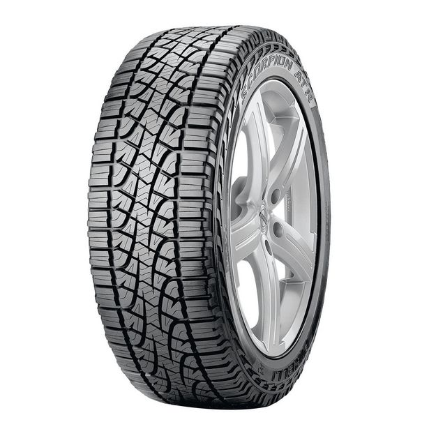 Oferta de Pneu Aro 15 205/65R15 Pirelli Scorpion ATR 1698900 por R$469,9