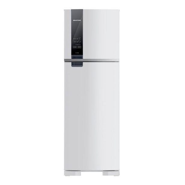 Oferta de Geladeira Brastemp Frost Free Duplex 400 litros Branca com Freeze Control por R$3148
