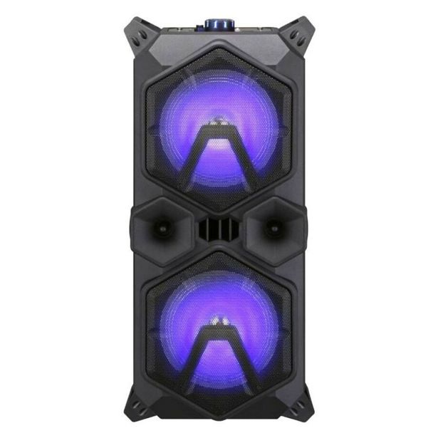 Oferta de Caixa de Som Amplificada Sumay Taurus 440BT - 220w Bluetooth por R$379,9