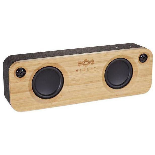 Oferta de Caixa de Som Marley Get Together, Bluetooth, Preta por R$969