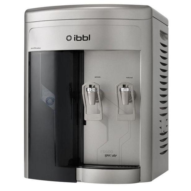 Oferta de Purificador de Água IBBL FR 600 Speciale 2,3 Litros Prata 110V por R$839