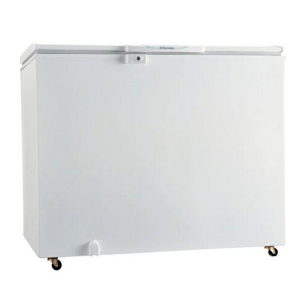 Oferta de Freezer Horizontal Degelo Manual Electrolux 1 Porta 305 Litros H300 110V por R$1999