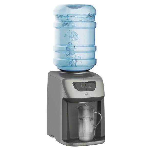 Oferta de Bebedouro de Garrafão Electrolux BE11X Água Gelada, Natural e Fria 20 Litros Prata Bivolt por R$599