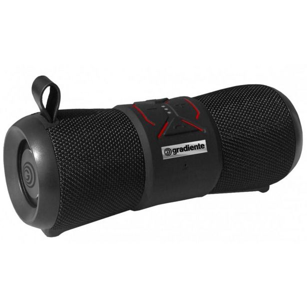 Oferta de Caixa de Som Gradiente Speaker Aqua GSP-100 Preto - Bivolt por R$519