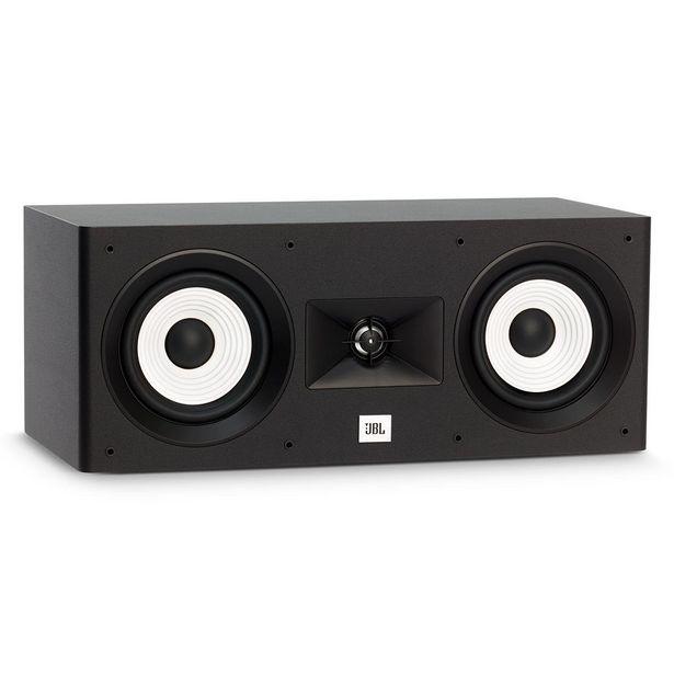 Oferta de JBL Stage 125C - Caixa acústica Central para Home Theater por R$1159