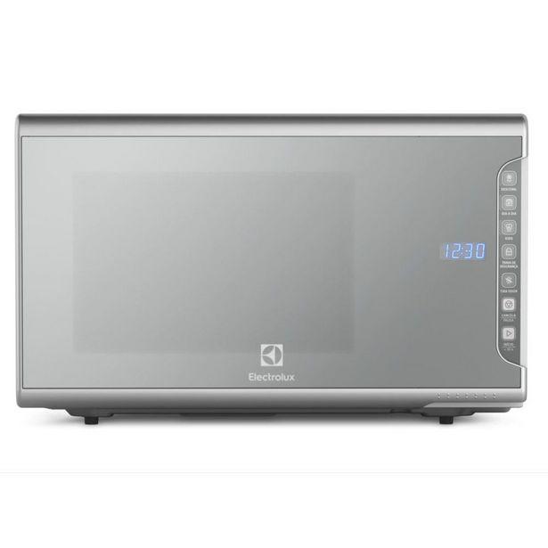 Oferta de Micro-ondas Electrolux MI41S 31 Litros Cinza 220V por R$919,9