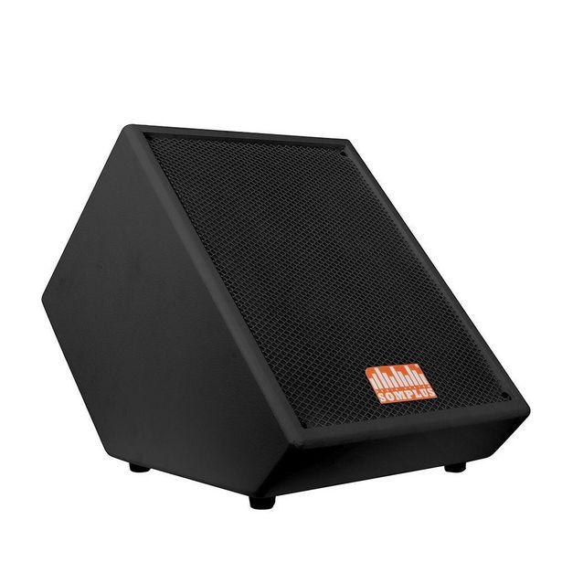 Oferta de Gabinete para Monitor de palco para 1 Falantes de 8 polegadas + Corneta para driver SomPlus por R$171,91