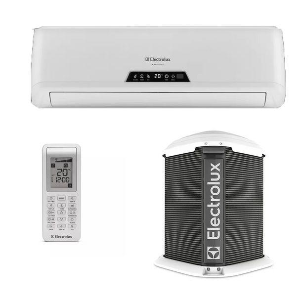 Oferta de Ar Condicionado Split Electrolux Ecoturbo - 9.000 Btus Frio - 220v por R$1499