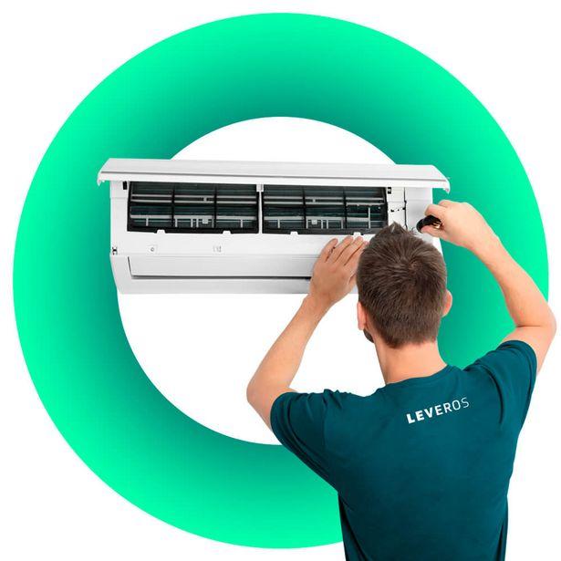 Oferta de Instalacao de Ar Condicionado Split Parede 15.000 a 19.000 Btus por R$789
