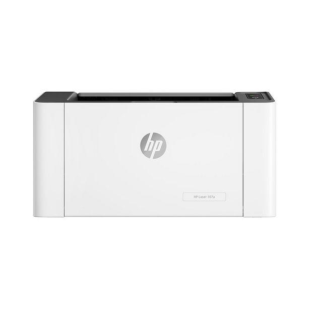 Oferta de Impressora HP Laser 107a 4ZB77A por R$789