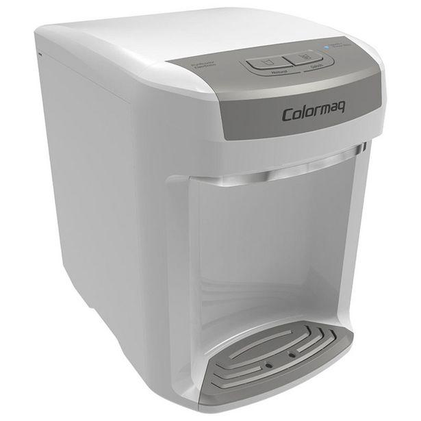 Oferta de Purificador de Água Eletrônico BIVOLT -Colormaq - Branco por R$439