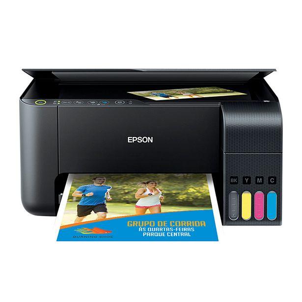Oferta de Impressora Multifuncional Epson Ecotank L3150 por R$1358,91