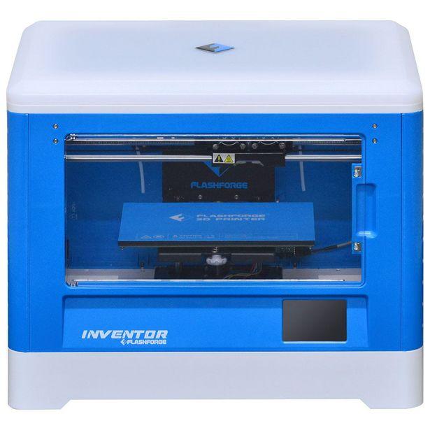 Oferta de Impressora 3d inventor flashforge por R$6158,6