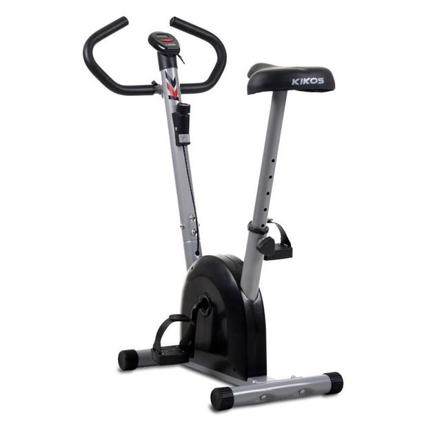 Oferta de Bicicleta Ergométrica KIKOS 3015 Cinza por R$999