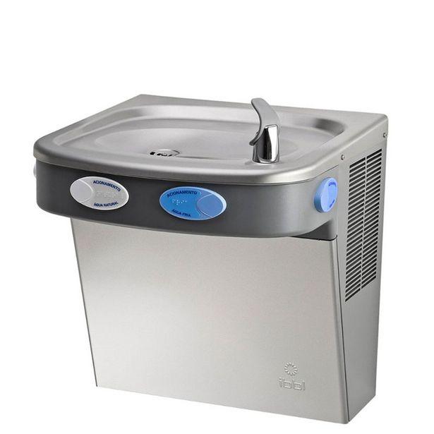 Oferta de Purificador IBBL PDF100 Água Natural e Gelada Inox 220V por R$1598,12
