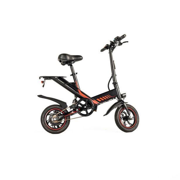 Oferta de Bicicleta elétrica mormaii mini aro 12 bateria lítio 36v 7.5a por R$6490