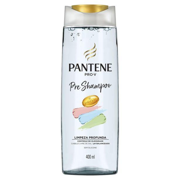 Oferta de Pré Shampoo Pantene Limpeza Profunda 400ml por R$17,9