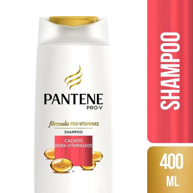 Oferta de Shampoo Pantene Cachos Hidra-Vitaminados 400ml por R$17,9