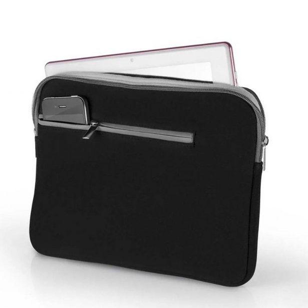 Oferta de Case Pocket Para Notebook Até 14 BO207 por R$52,9