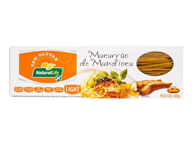 Oferta de Macarrão de Mandioca Sem Gúten 400g por R$17,15